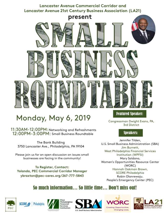 Small Business Roundtable Flyer-1